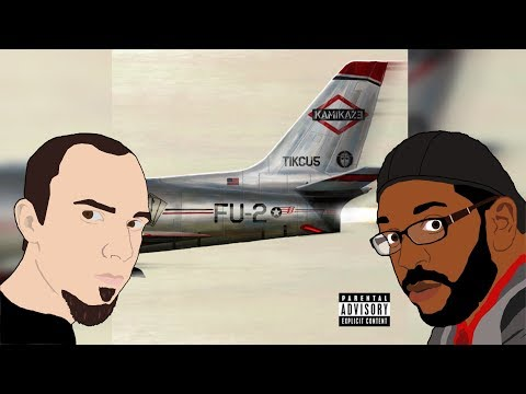Eminem – Kamikaze Album Review (Goin' Off #170, part 2)