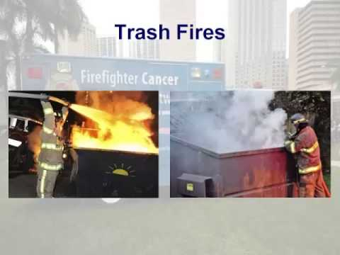 Firefighter Cancer Support Network Video