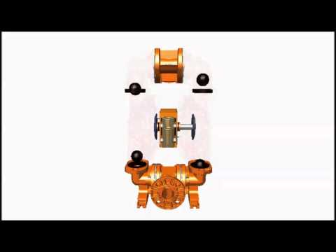 Wilden air operated double diaphragm pump how it works youtube wilden air operated double diaphragm pump how it works ccuart Gallery