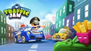 Traffic Jam Car Puzzle Legend Match 3 Puzzle Game