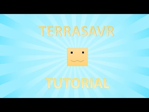 Terraria: Редактор инвентаря Онлайн. Без скачивания редактора. Terrasarv Туториал\Гайд.