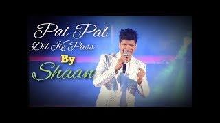 Shaan Live In Concert Singing Pal Pal Dil Ke Paas At Nagar In HD