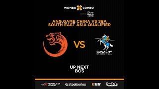 TNC Tigers vs Cavalry Game 2 (Bo3) | Ang.Game CN vs SEA - PlayOffs
