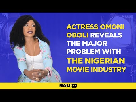 Omoni Oboli Interview: About the Nigerian Movie Industry | Star Chat
