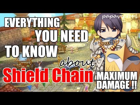 Ragnarok Mobile : All You Need to Know About Paladin Shield Chain Build