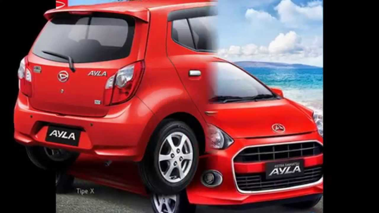 daihatsu new ayla x airbag 2017 review & spesifikasi harga promo