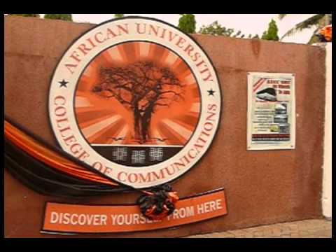 Image result for african university college of communication courses