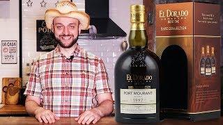 Коктейль Идиот с ромом El Dorado Port Mourant 1999 за £200