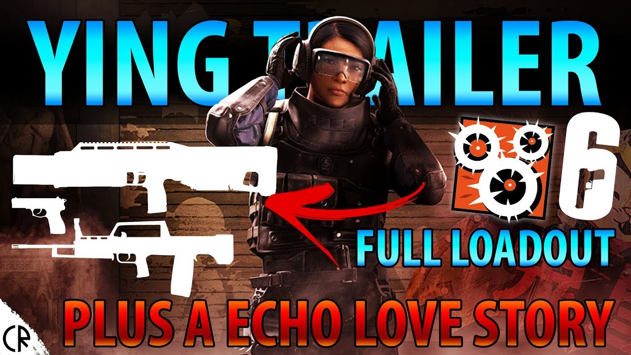 Ying OFFICIAL Trailer! - All Guns & Love Story - Blood Orchid - Hong Kong - Rainbow Six Siege - R6 - YouTube