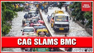 CAG Slams BMC& 39 s flood Preparedness As Rains Batter Mumbai