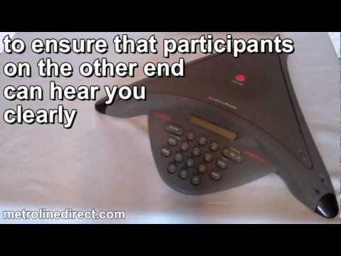 metrolinedirect Polycom SoundStation Premier EX