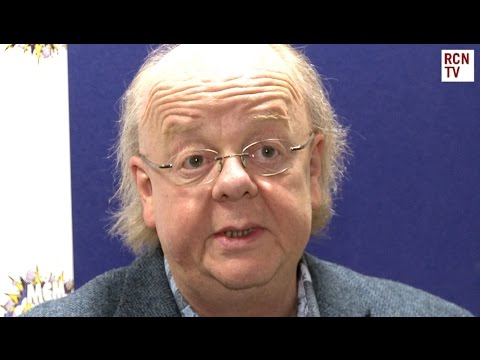 Game Of Thrones Mace Tyrell - Roger Ashton-Griffiths Interview
