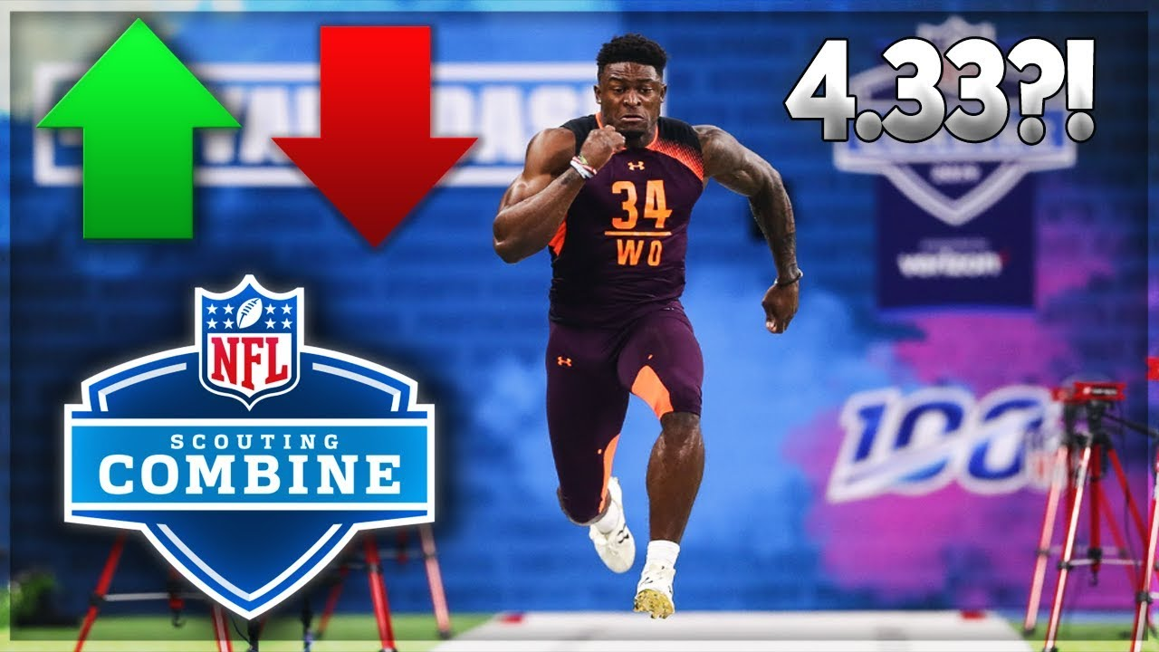 Ole Miss' DK Metcalf dominates at 2019 NFL Scouting Combine