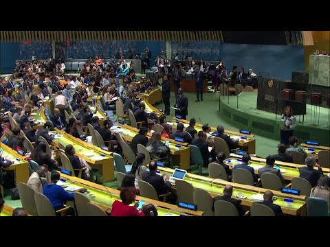Election of non-Permanent Members of the Security Council 2020