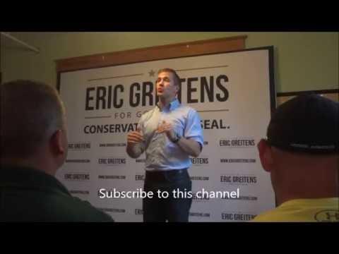 Eric Greitens Closing the Revolving Door
