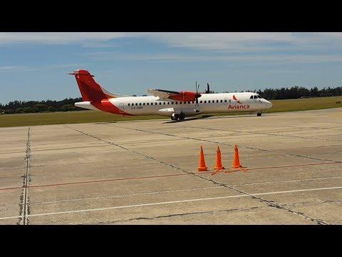 Avianca Argentina ATR 72-600 LV-GUH (A07185) Mar del Plata-Buenos Aires