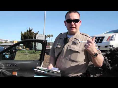 CVTV COPS : Behind The Badge with CHP Officer Jacowitz on 2.23.16