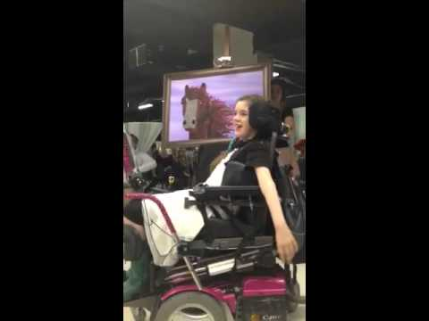 Megan Fry - 2012 SIRE Gala Live Auction bidding on her original artwork