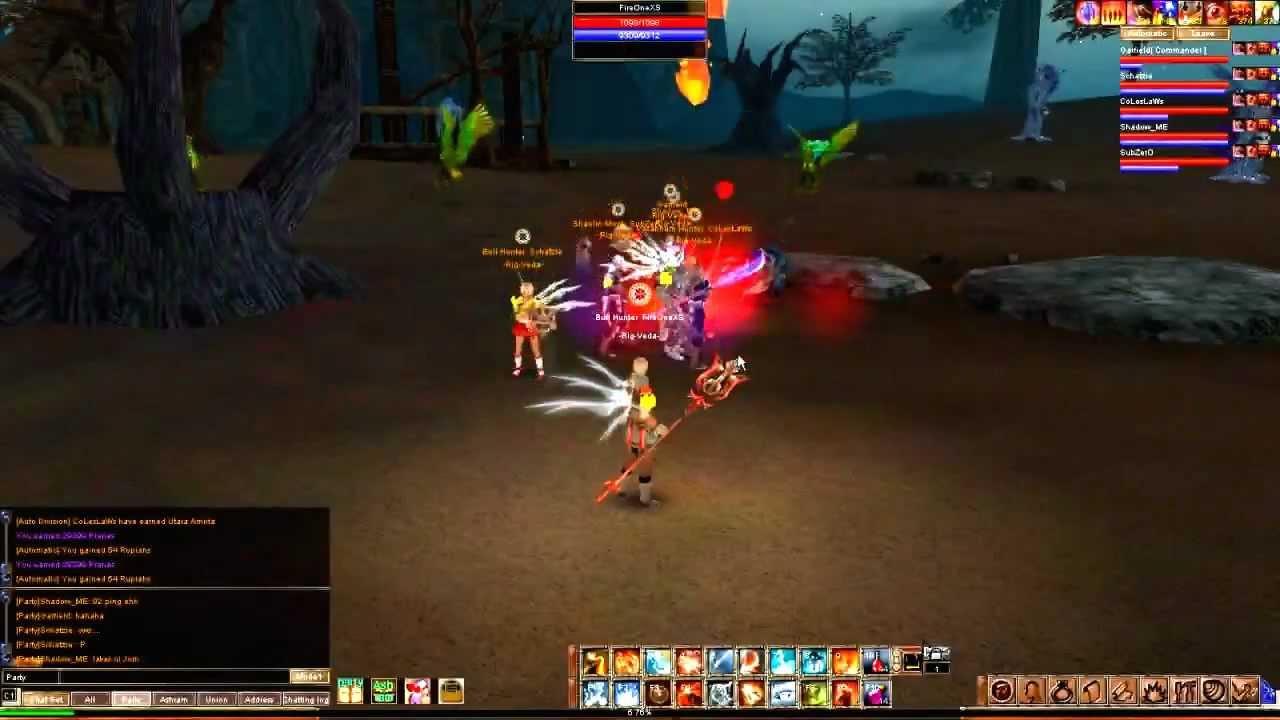 Game Online Naga