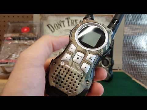 Motorola Handheld Radio