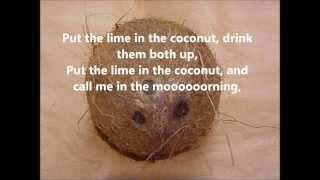 Coconut. Harry Nilsson. (1972)