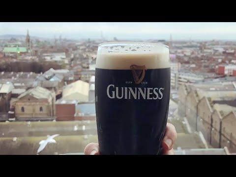 DUBLIN IRELAND 🇮🇪 TOUR Of The GUINNESS STOREHOUSE  🍺 2018