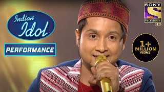 Pawandeep ने दी 'Meri Sanson Mein Tum & Pyar Karne Wale' पे Performance I Indian Idol Season 12