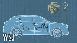 How the Chip Shortage Is Forcing Auto Makers to Adapt | WSJ