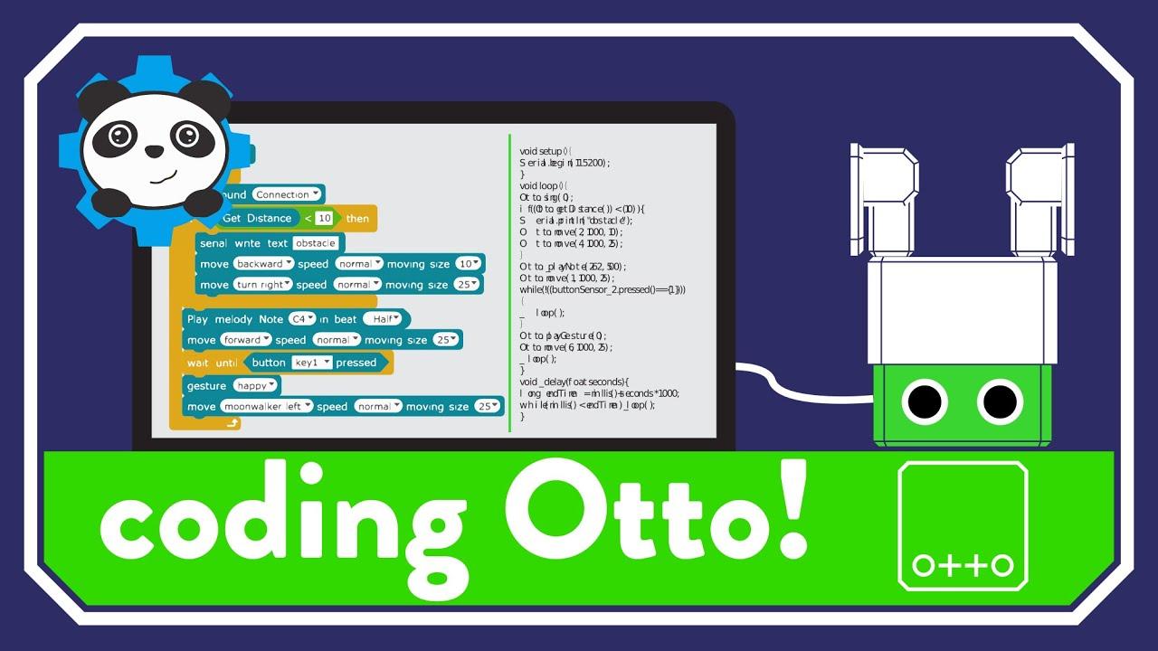 Otto DIY by +OttoDIY | Wikifactory