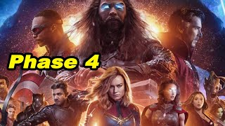 PHASE 4 NEWS! SPIDER-MAN 3 New AVENGERS Teams Captain Marvel 2 Midnight Sons