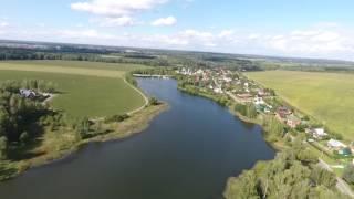 видео Рыбалка на вороновских прудах