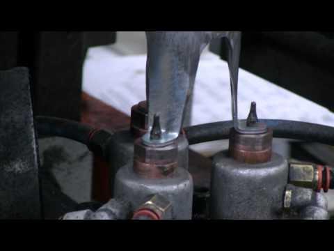 projection nut welding