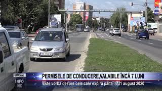 PERMISELE DE CONDUCERE, VALABILE INCA 7 LUNI