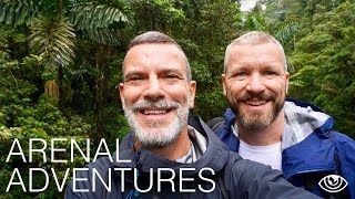 Arenal Adventures / Costa Rica Travel Vlog #164 / The Way We Saw It