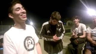 Nacho Dam vs Reflejo Poesie MataPiola 21 / 11