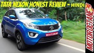 Tata Nexon Review in Hindi | Most Detailed | MotorOctane