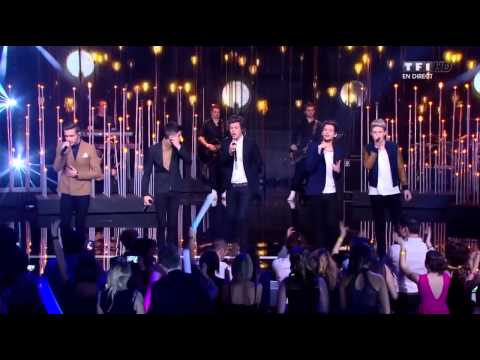 One Direction - Story Of My Life  LIVE NRJ Awards - Midnight Memories