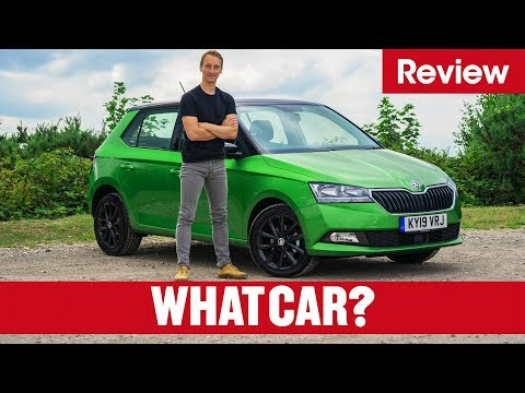 2019 Skoda Fabia review – is it the best small car? | What Car?
