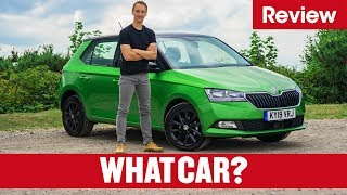 2019 Skoda Fabia review – better than the Ford Fiesta? | What Car?