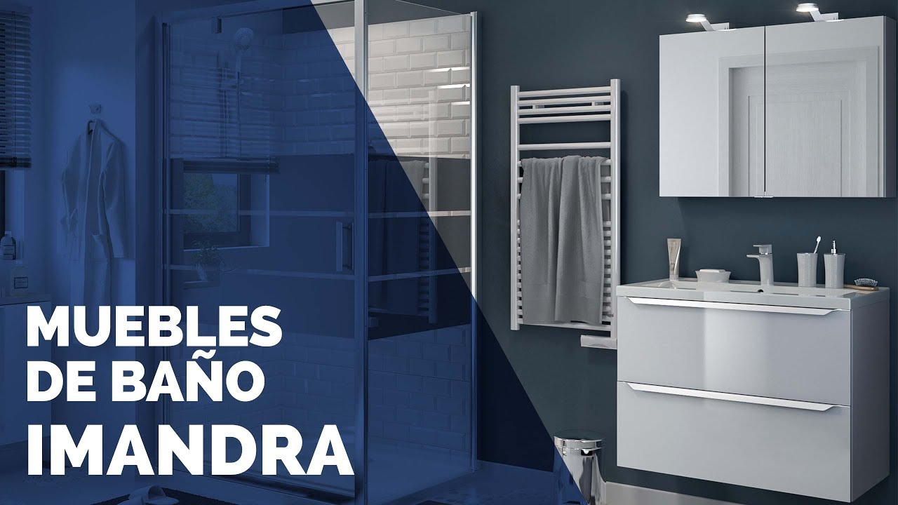 Brico Depot Muebles De Bano Imandra Youtube