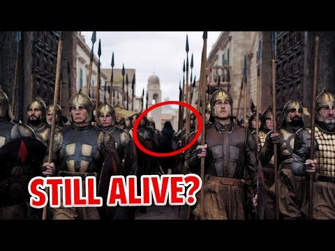 Game Of Thrones Officially Returning After This Happened.. (SEASON 9)