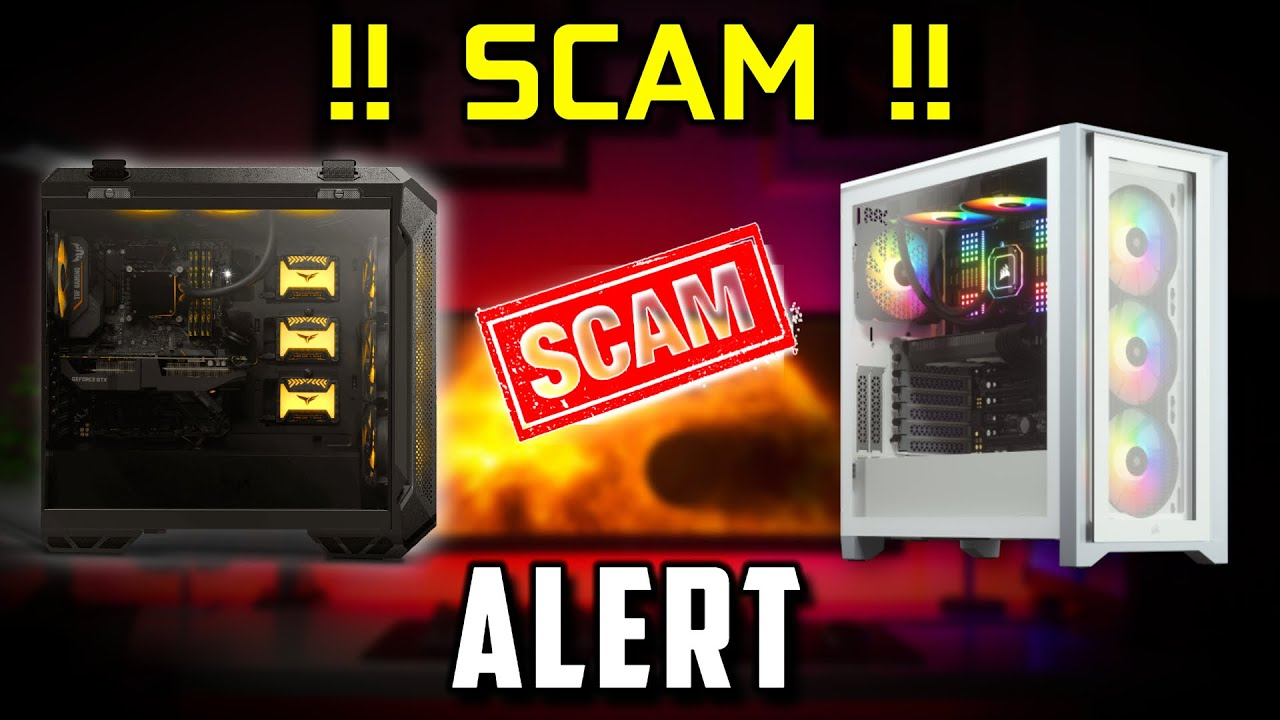 Scams on custom PC Building websites | pre-Built PC Scams [ HINDI ]