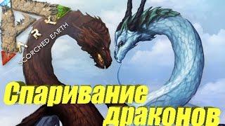 ARK - спаривание драконов