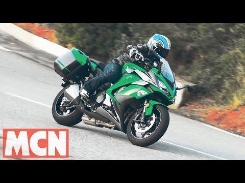 2017 Kawasaki Z1000SX launch | First Ride | Motorcyclenews.com