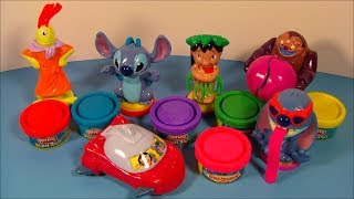 Video 2004 DISNEY'S LILO and STITCH PLAY-DOH SET OF 6 McDONALD'S HAPPY MEAL TOY'S VIDEO REVIEW download MP3, 3GP, MP4, WEBM, AVI, FLV Januari 2018