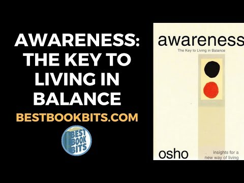 Awareness Osho Pdf