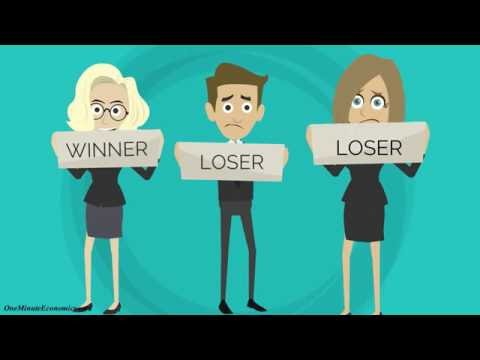 Zero-Sum Games and Win-Win/Lose-Lose Situations Compared in One Minute