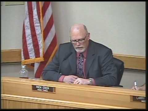 Commission & Council Ward Reports (1/25/10)