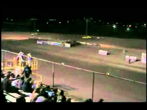 Texas Thunder Speedway April 16, 2011 I-Stock A-Main