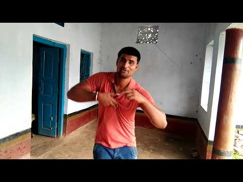 Pawan singh new bolbm song gaura ho hs dna jbrdst dance by Manish pandey